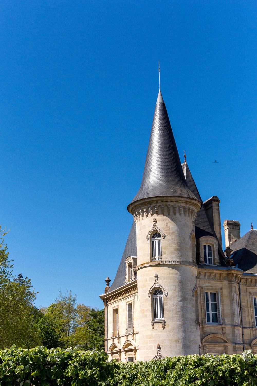 Chateau Pichon Baron, Medoc