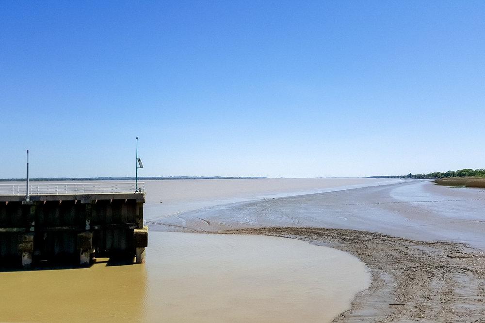 Pauillac, Gironde estuary