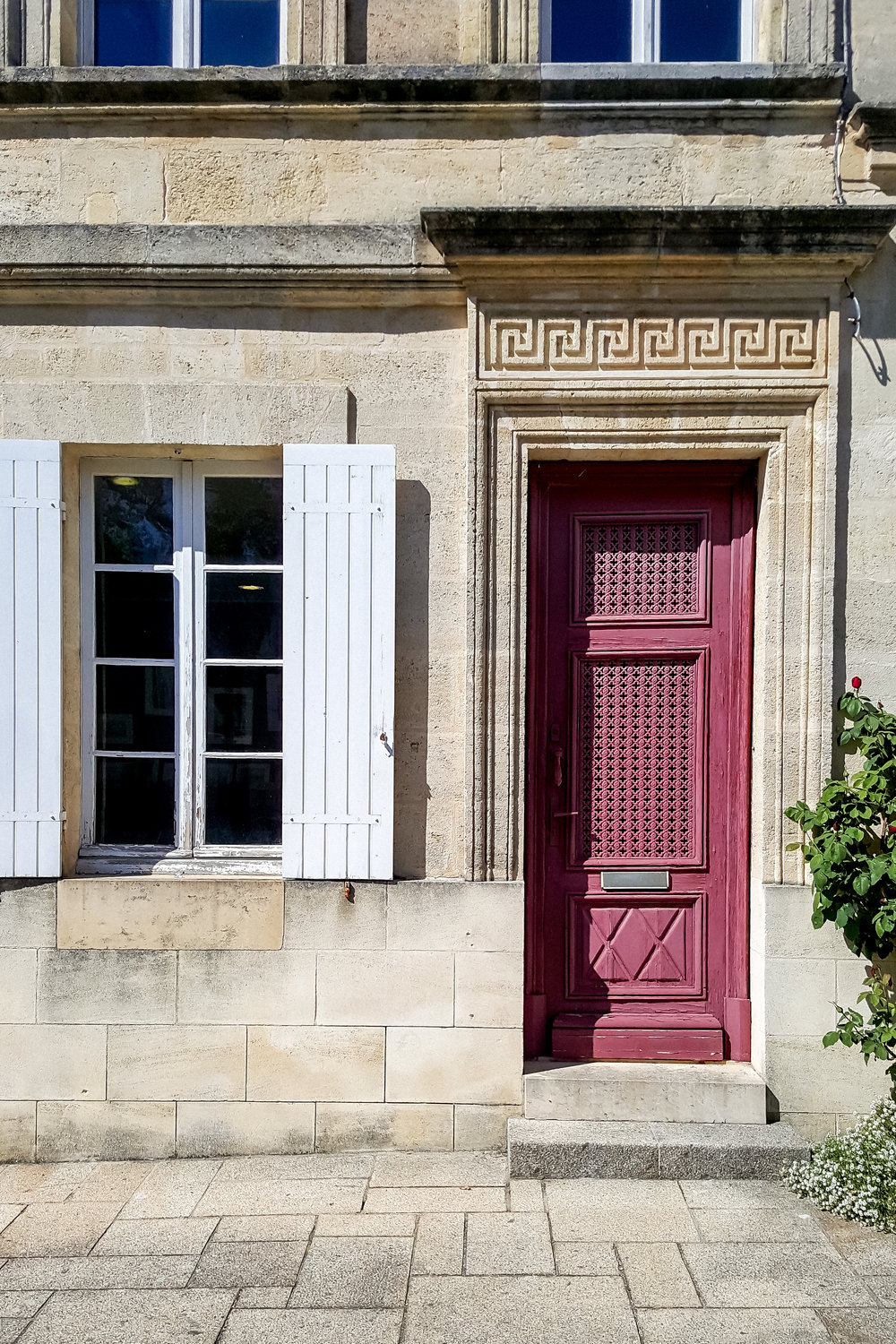 Doors of Saint-Estephe, Medoc