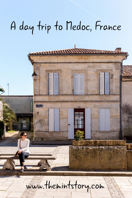 Saint-Estephe, Medoc, France