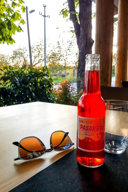 Iconic Istrian soft drink, Pasareta