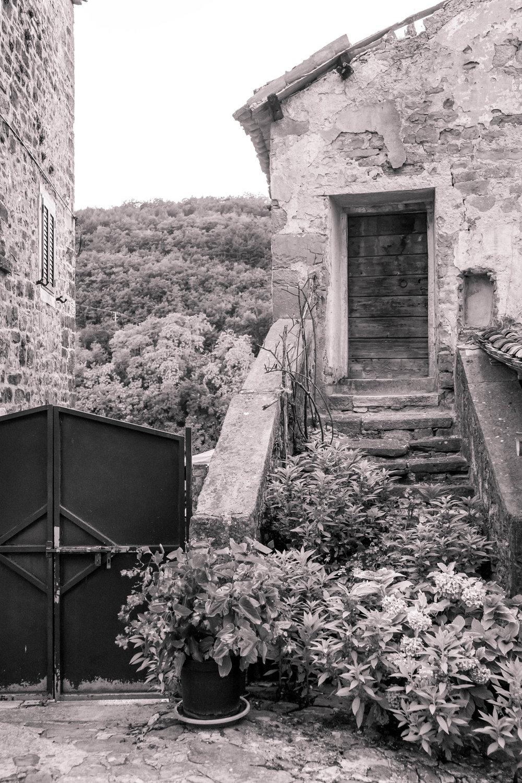 The time stood still in Zavrsje, Istria