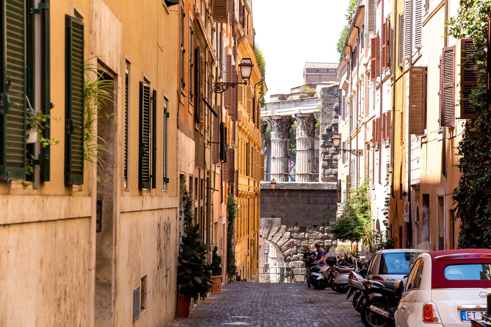 Monti neighborhood, Rome
