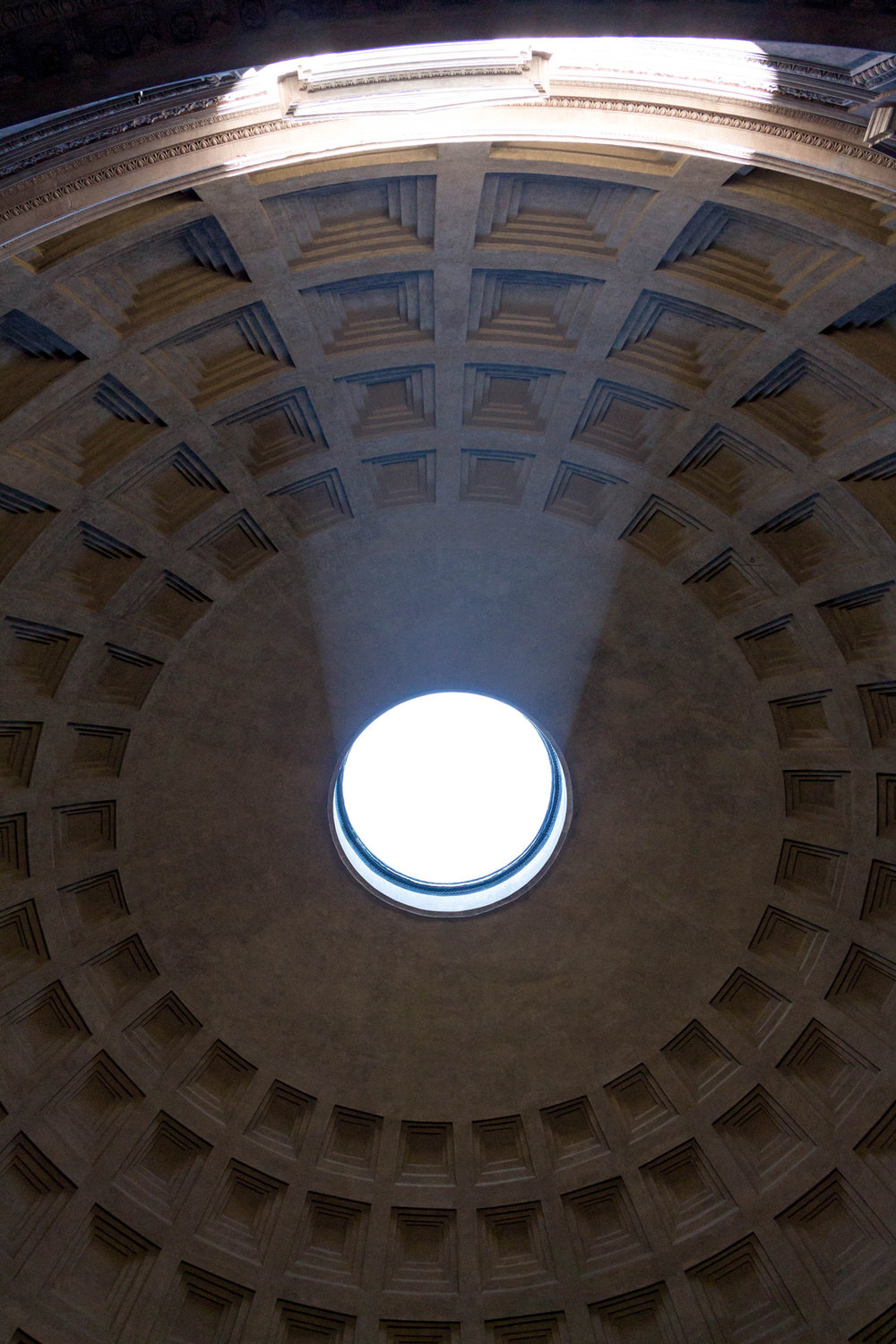 Dome of the Pantheon, Rome