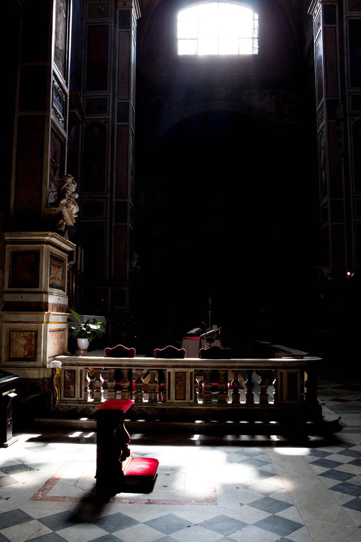Rome, Basilica di Sant'Agostino in Campo Marzio