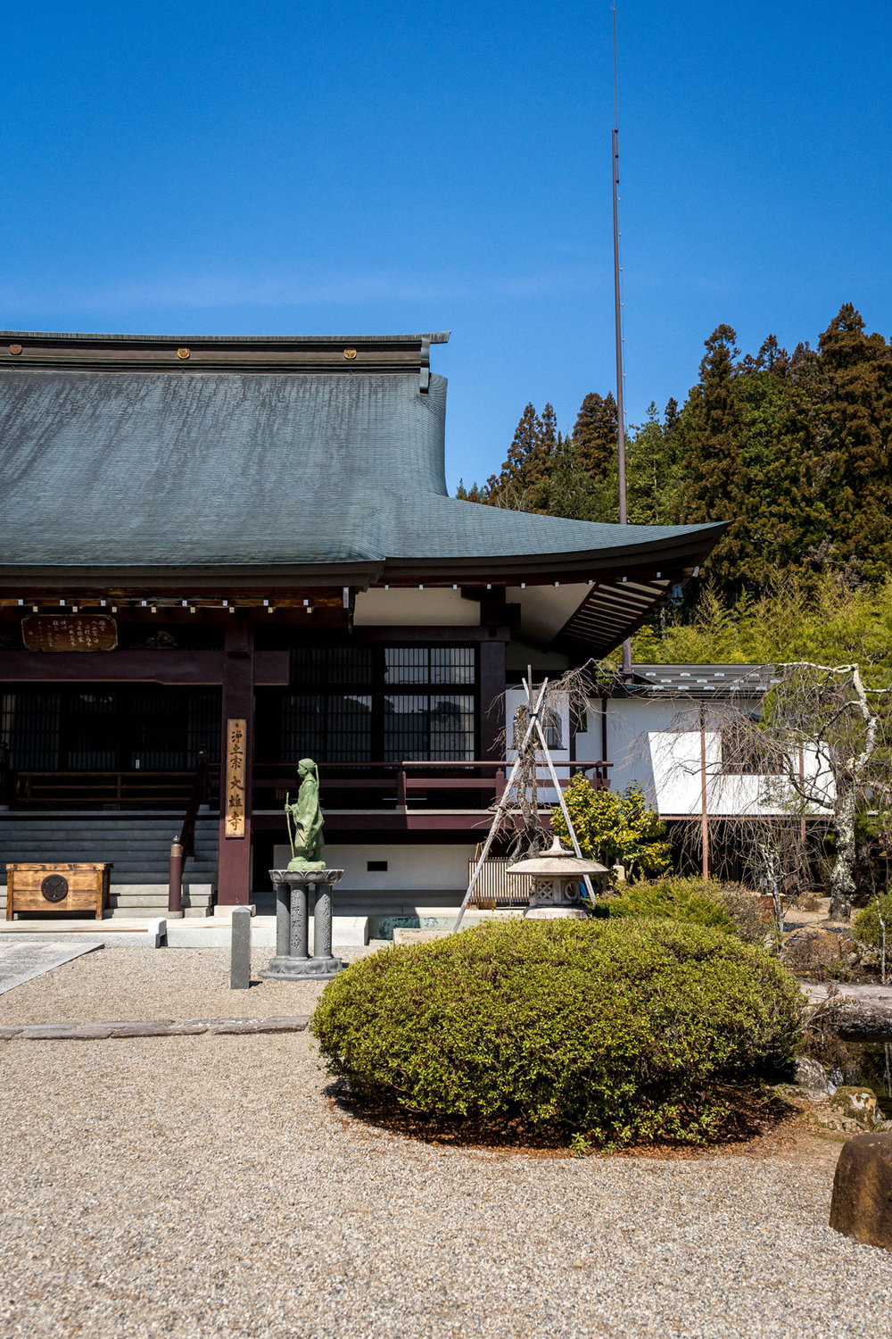 Discovering temples and shrines of Takayama