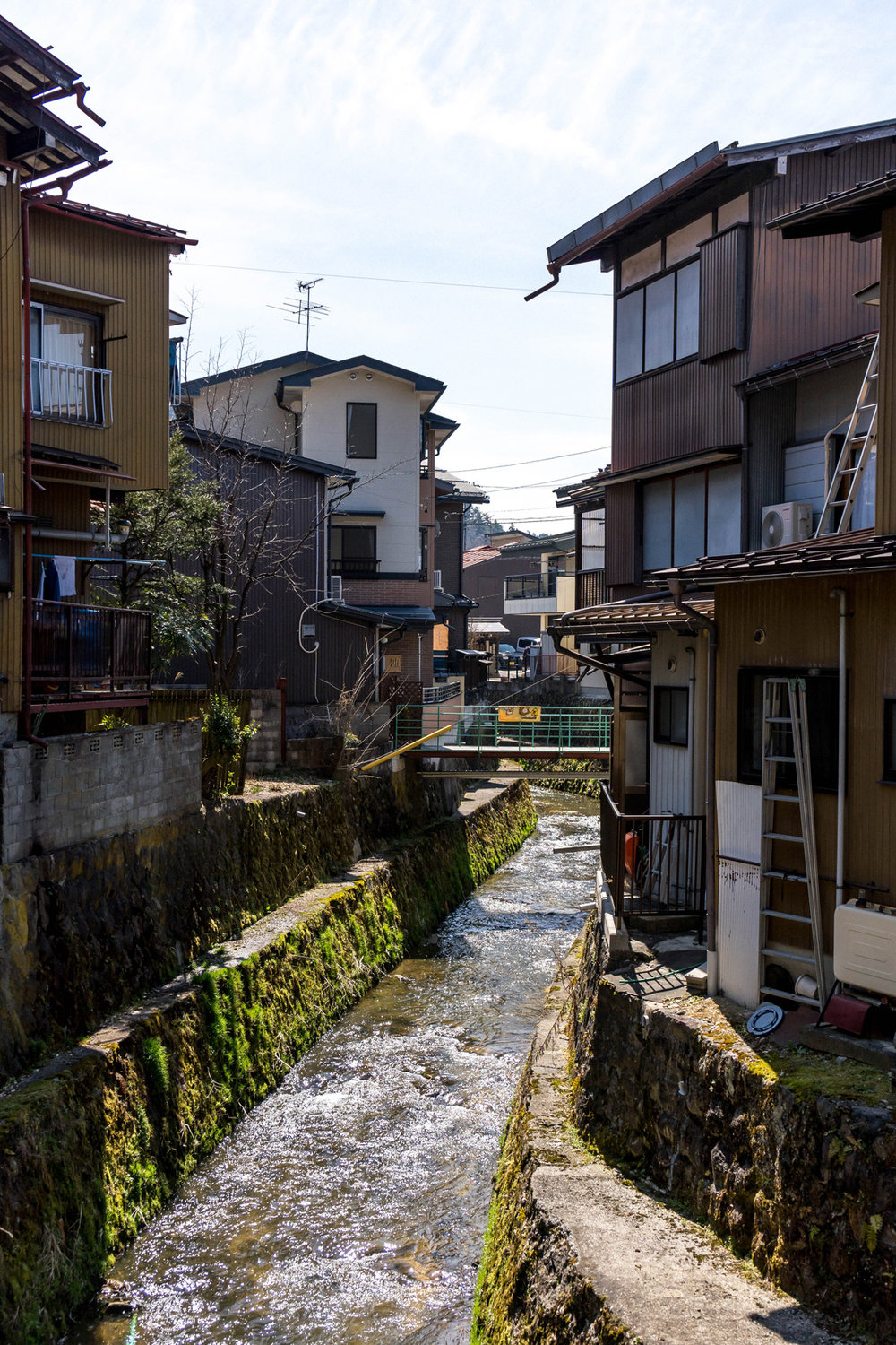 Canals in Takayama