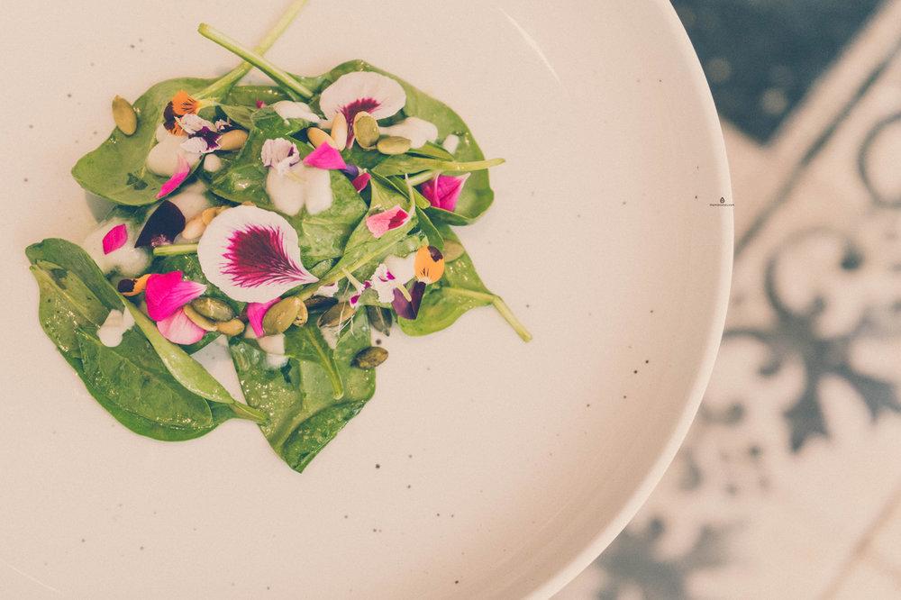 Chef Danijel Djekic's Salad