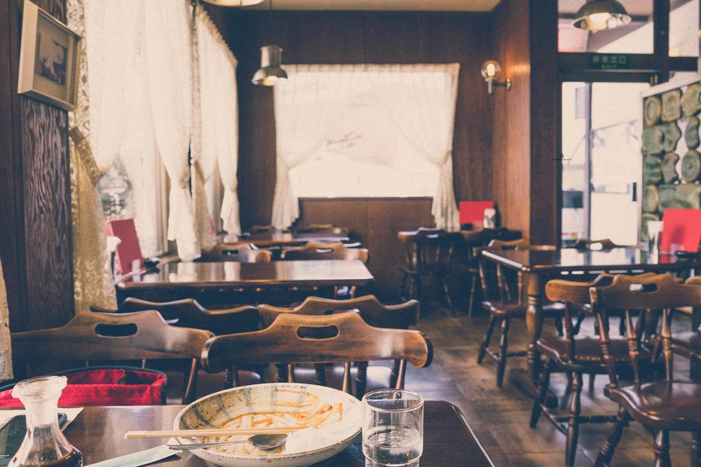 A bar in Shigaraki