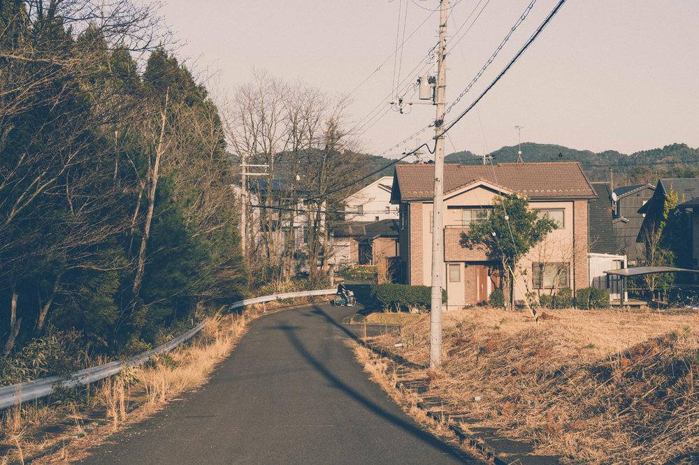 Shigaraki, pottery village