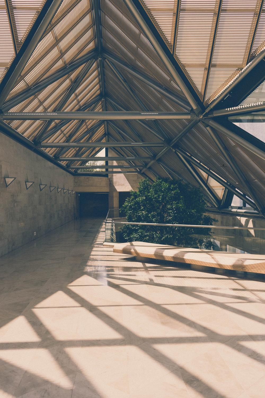 I.M. Pei's Miho Museum