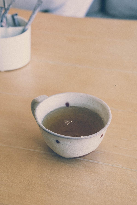 Iwao Toubou's teacup