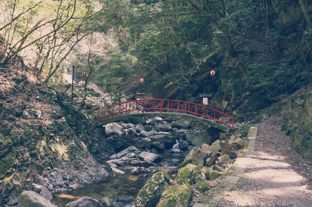 Waterfall near Iga