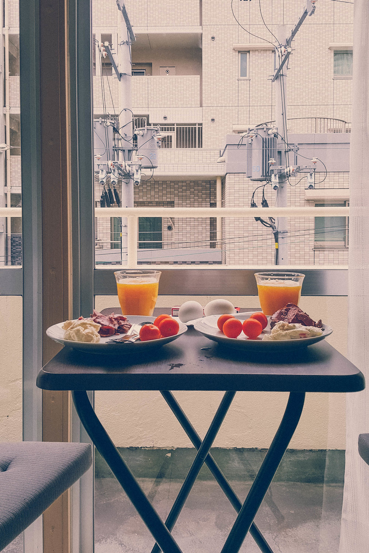Easter breakfast in Kobe