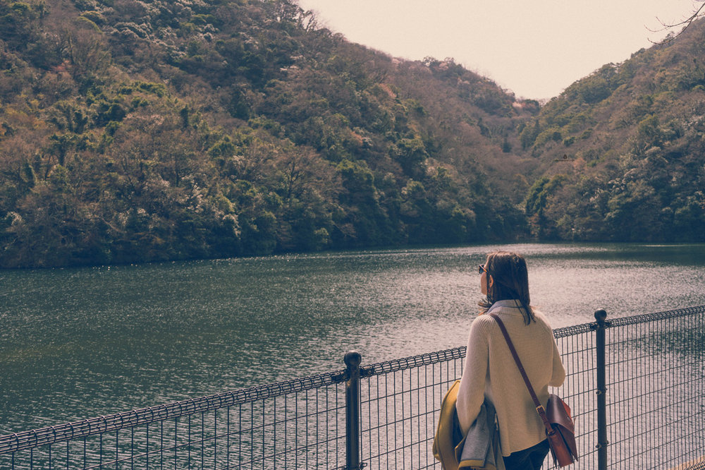 Nunobiki reservoir, Kobe