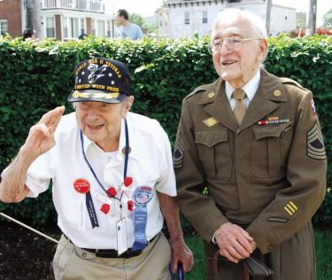 Thank You! - One thing I will always remember my Grandfather telling me about WWII,