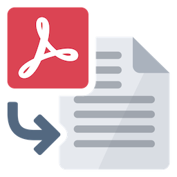 convert PDF to MS Word and more