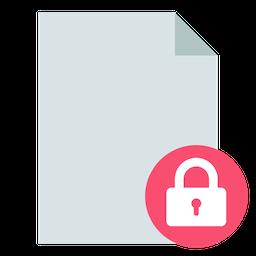 password protect pdf files