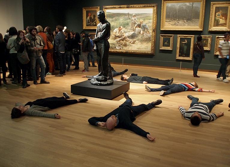 Location: Van Gogh museum Amsterdam, NL