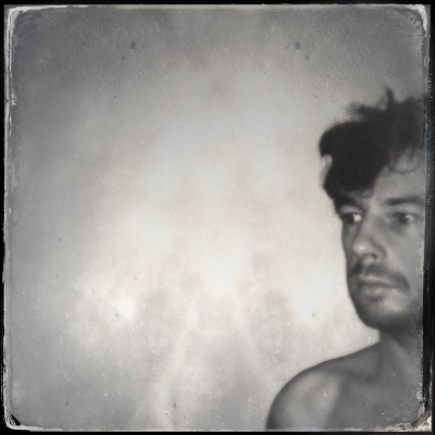 Stuart Nicholls © Self Portrait