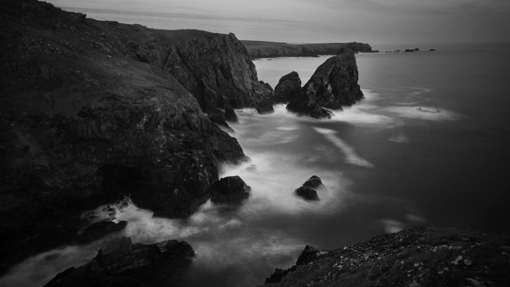 Kynance Cove - by Malcolm HarrisCornwall, 2017.