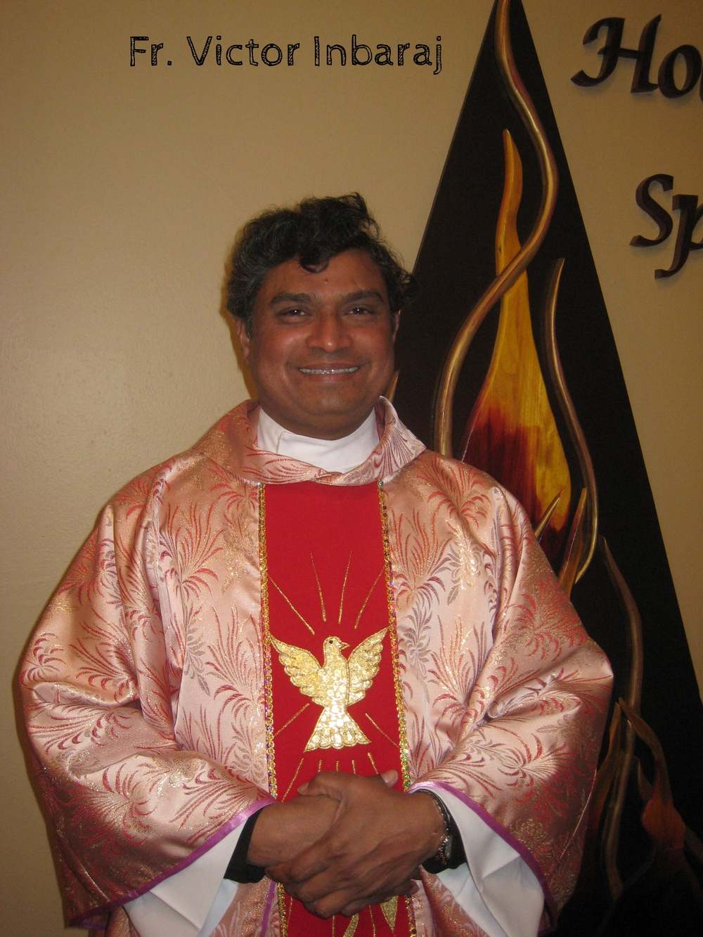 Father Victor Inbaraj