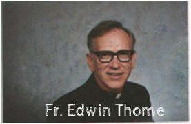 Father Edwin Thome