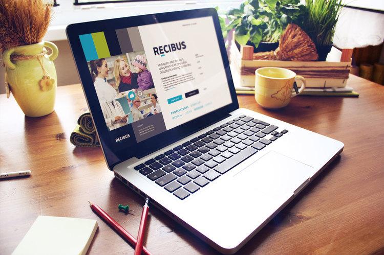 1. Verkkosivusto tyylilaatta, jossa tuotteen visuaalinen identiteetti ja verkkosivuston visuaaliset elementit määritellään.
