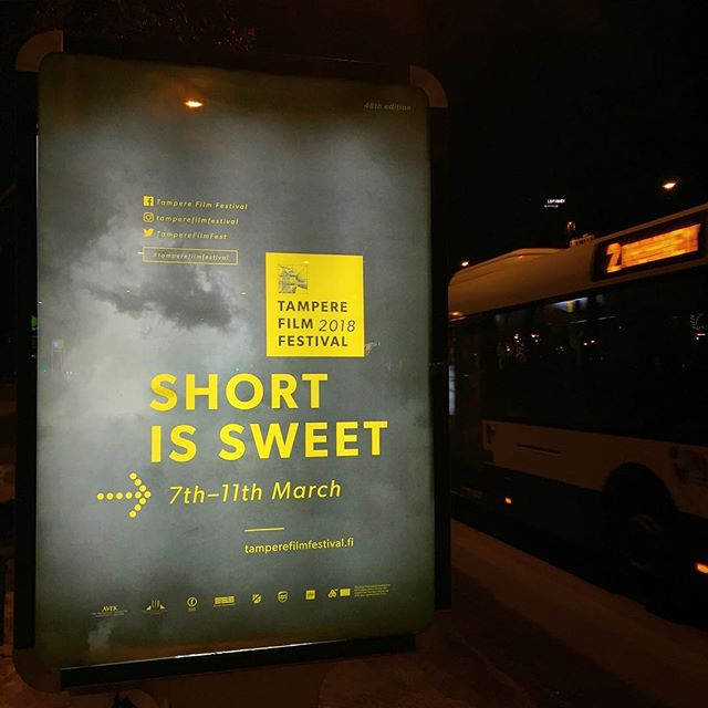 Short films were sweet @tamperefilmfestival | Visual concept, design and official trailer by us. Great project once again, thanks @tamperefilmfestival 🌟 . #tamperefilmfestival #shortfilm #video #motiongraphics #visualdesign #design #brand #visualconcept #atomiwork #atomicreative #graphicdesign