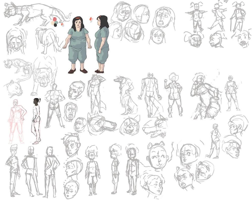 Process stuff