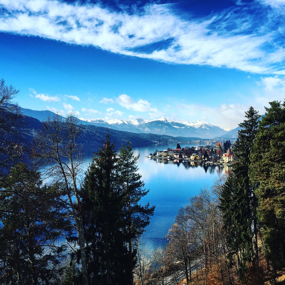 Millstatt Lake, Austria - Conference location