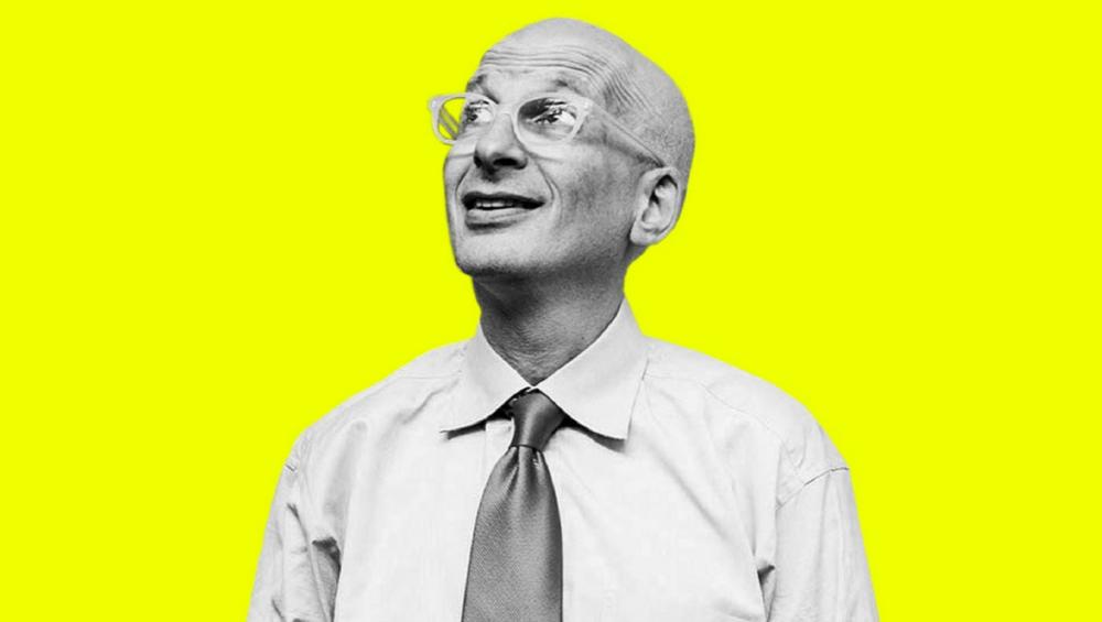 A carinha simpática de Seth Godin. (Slate)