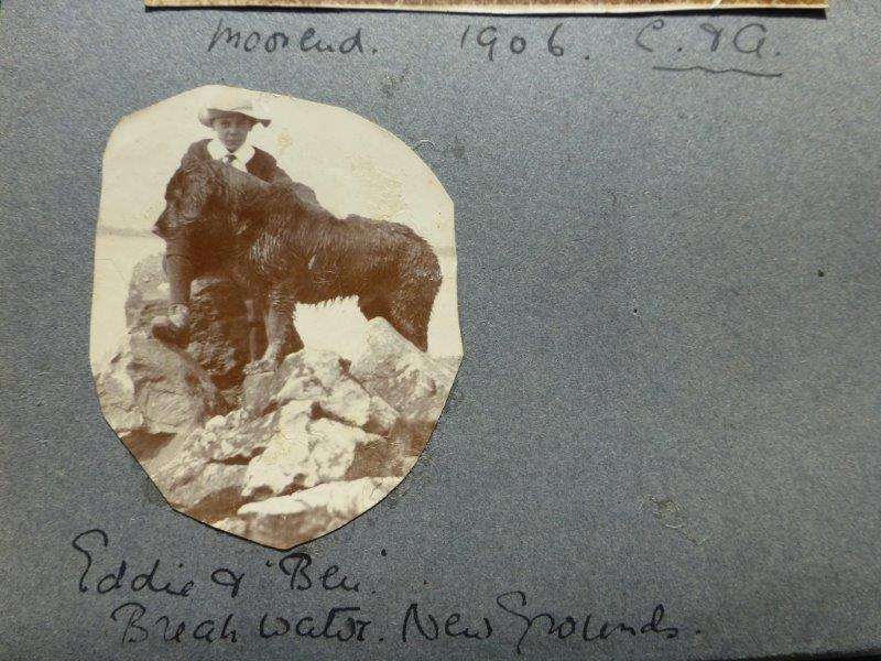 W E Price in 1906