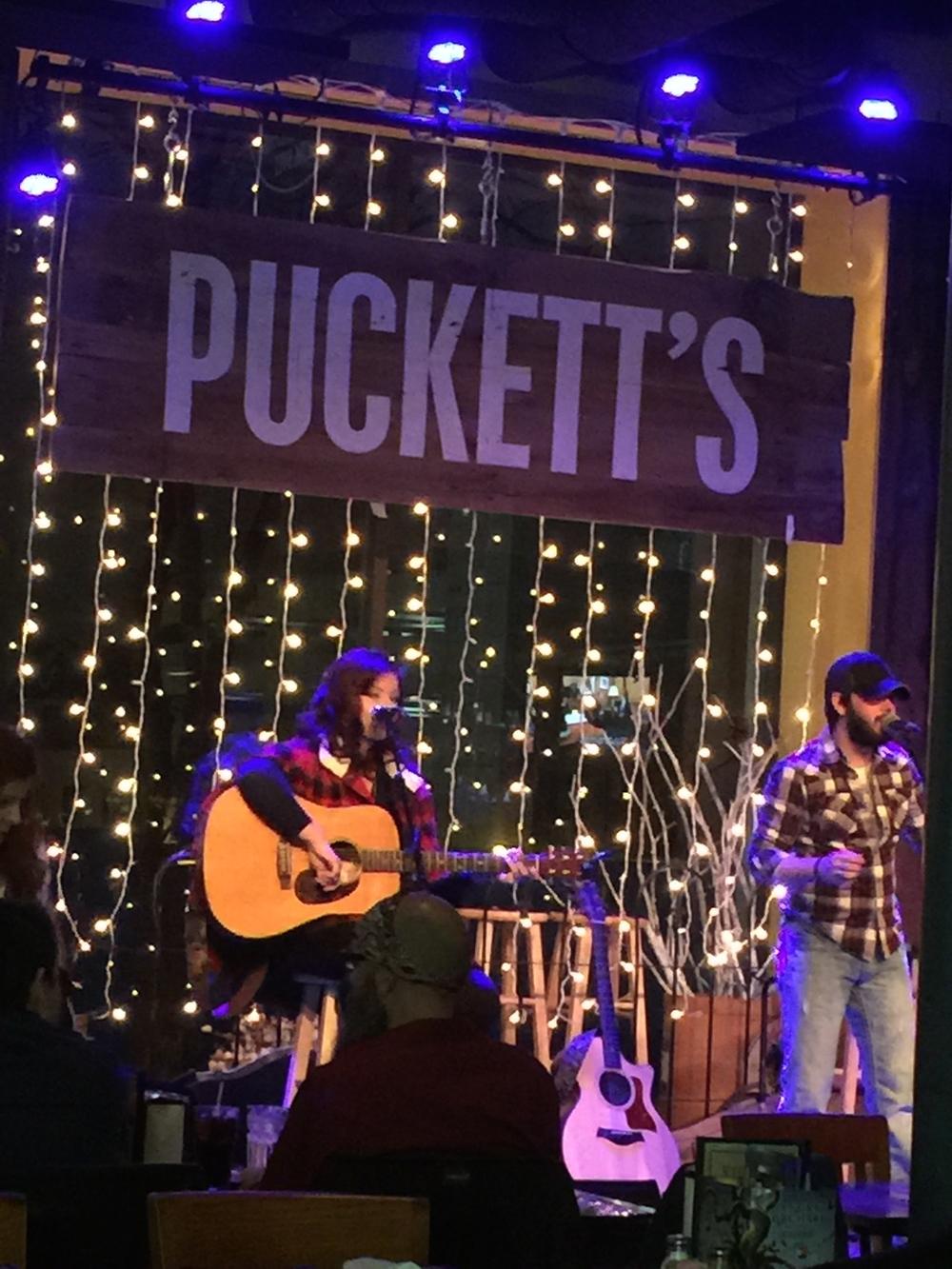 Puckett's - Nashville
