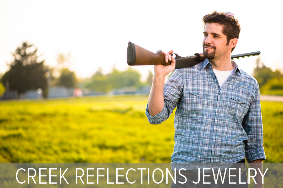 Creek Reflections Ad