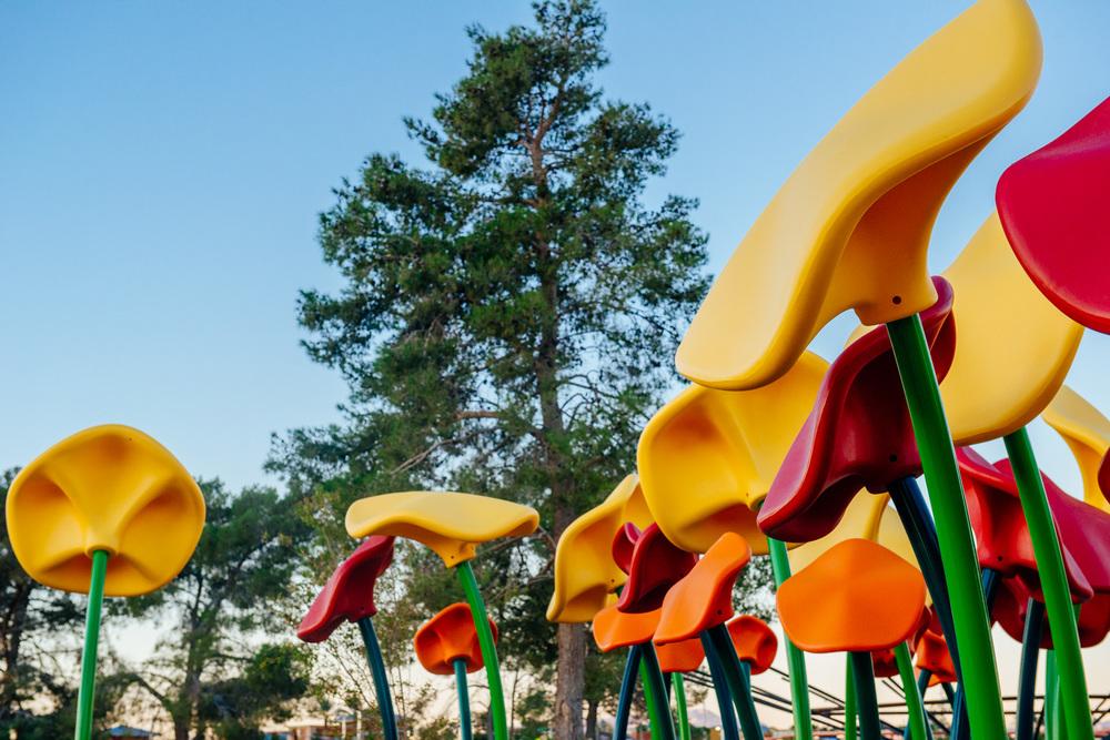flower playworld art