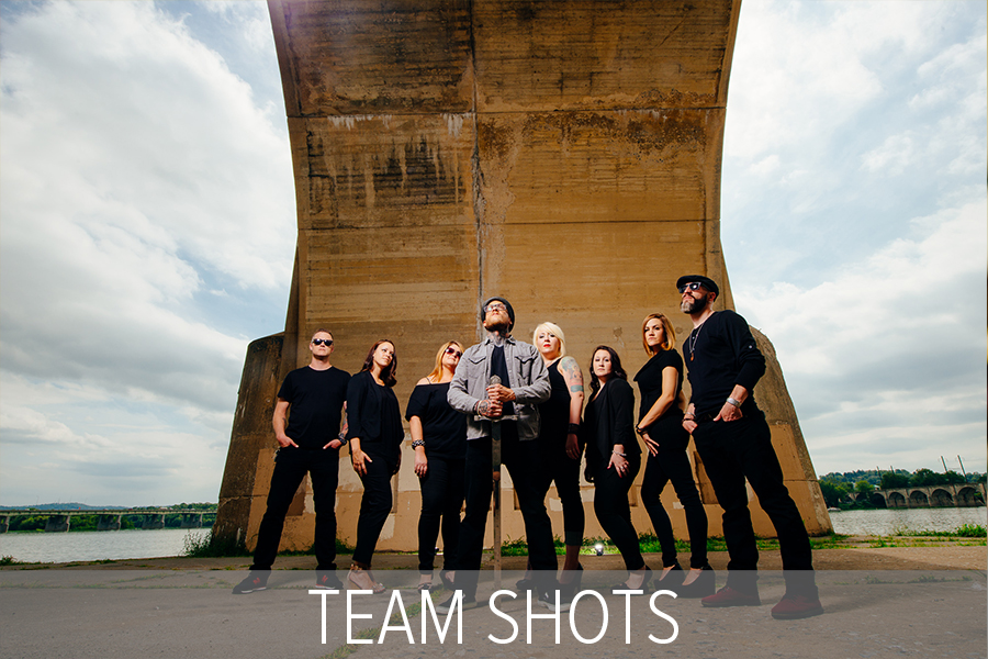 Harrisburg Commercial Group Shots
