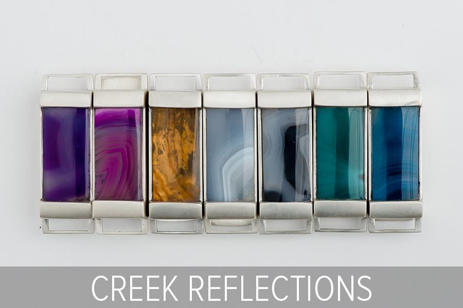 Creek Reflections Ad