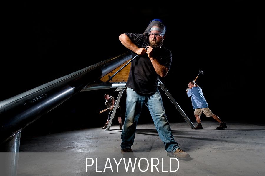 Playworld Commercial Portrait Photographers