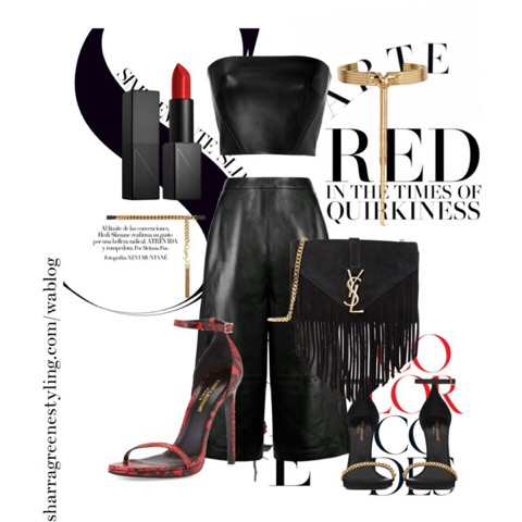Liquorice    on Polyvore.