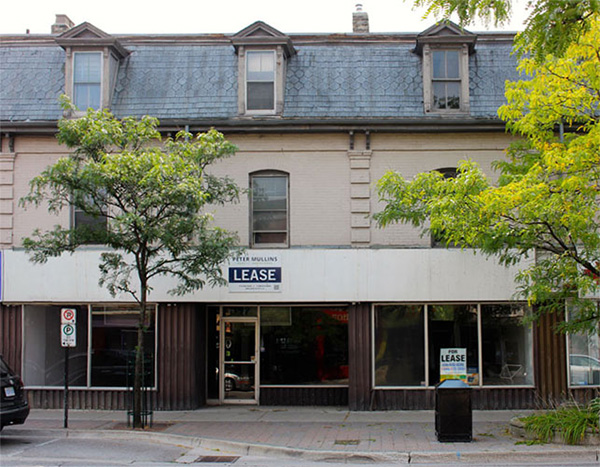 LEASE. Retail. 617 Dundas St. London