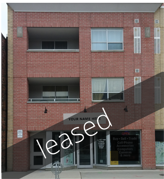637 Dundas St. London, Unit 106