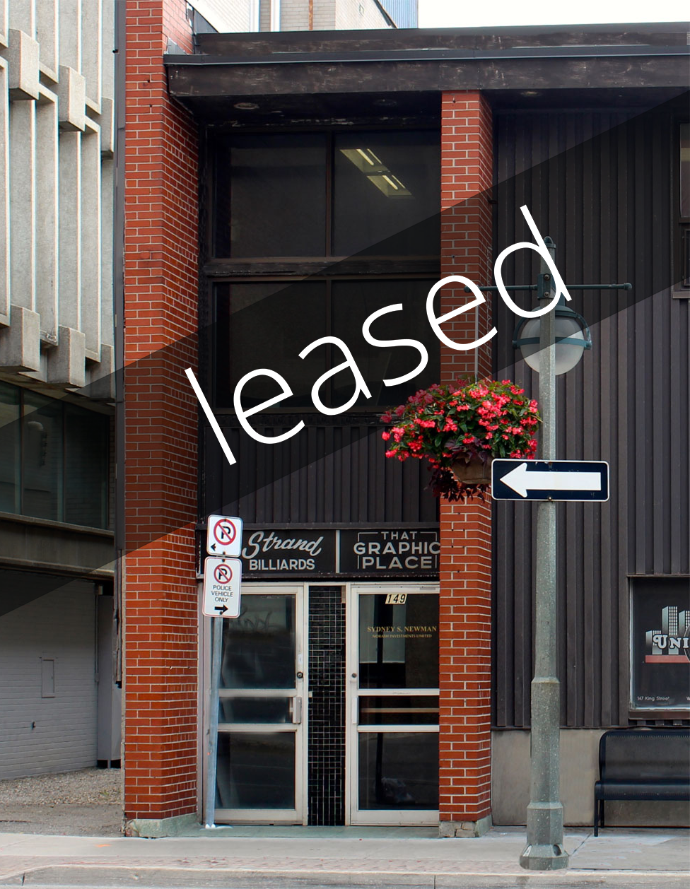 LEASED! 149 King Street, London