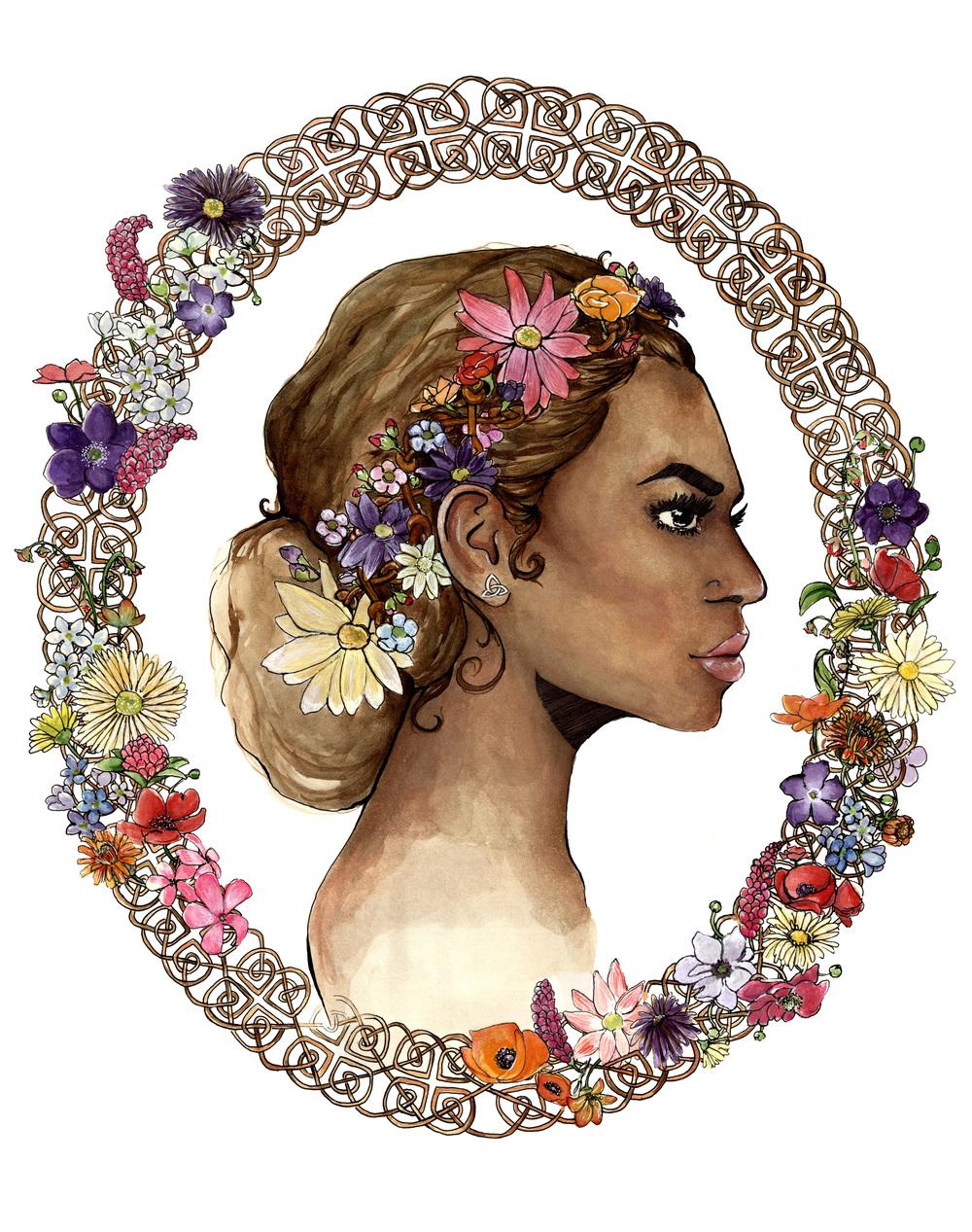 Clíodhna : Beyonce