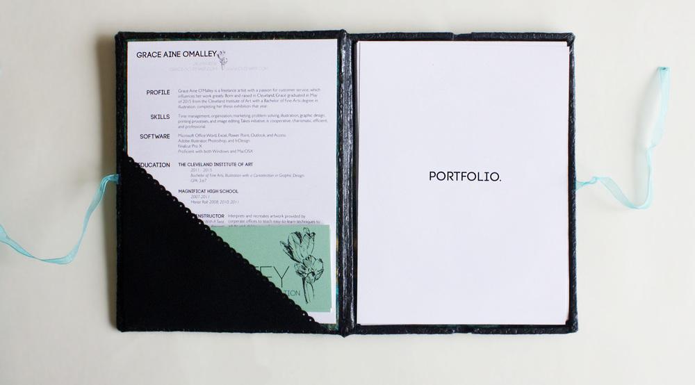 Handmade Portfolio Set