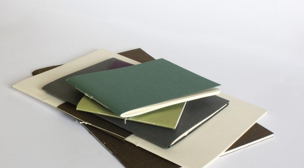 Saddle-Stitched Books