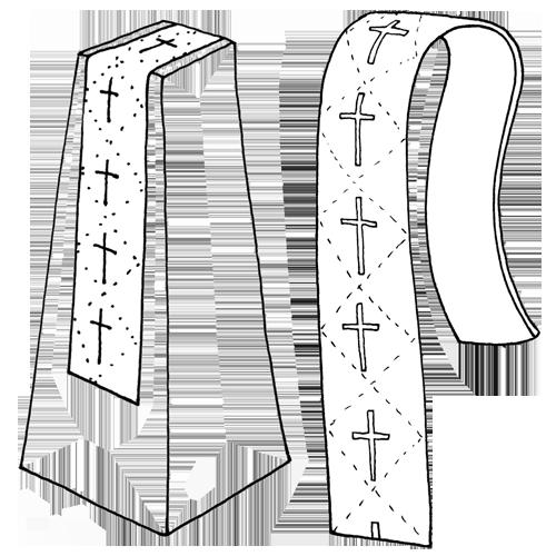 Pañuelo de adorno | Tessuto decorativo