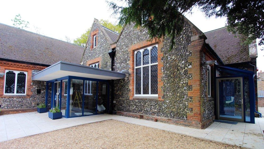 The Open Door Centre with an Open Door to everyone & Open Door Centre \u2014 Christ Church Barnet