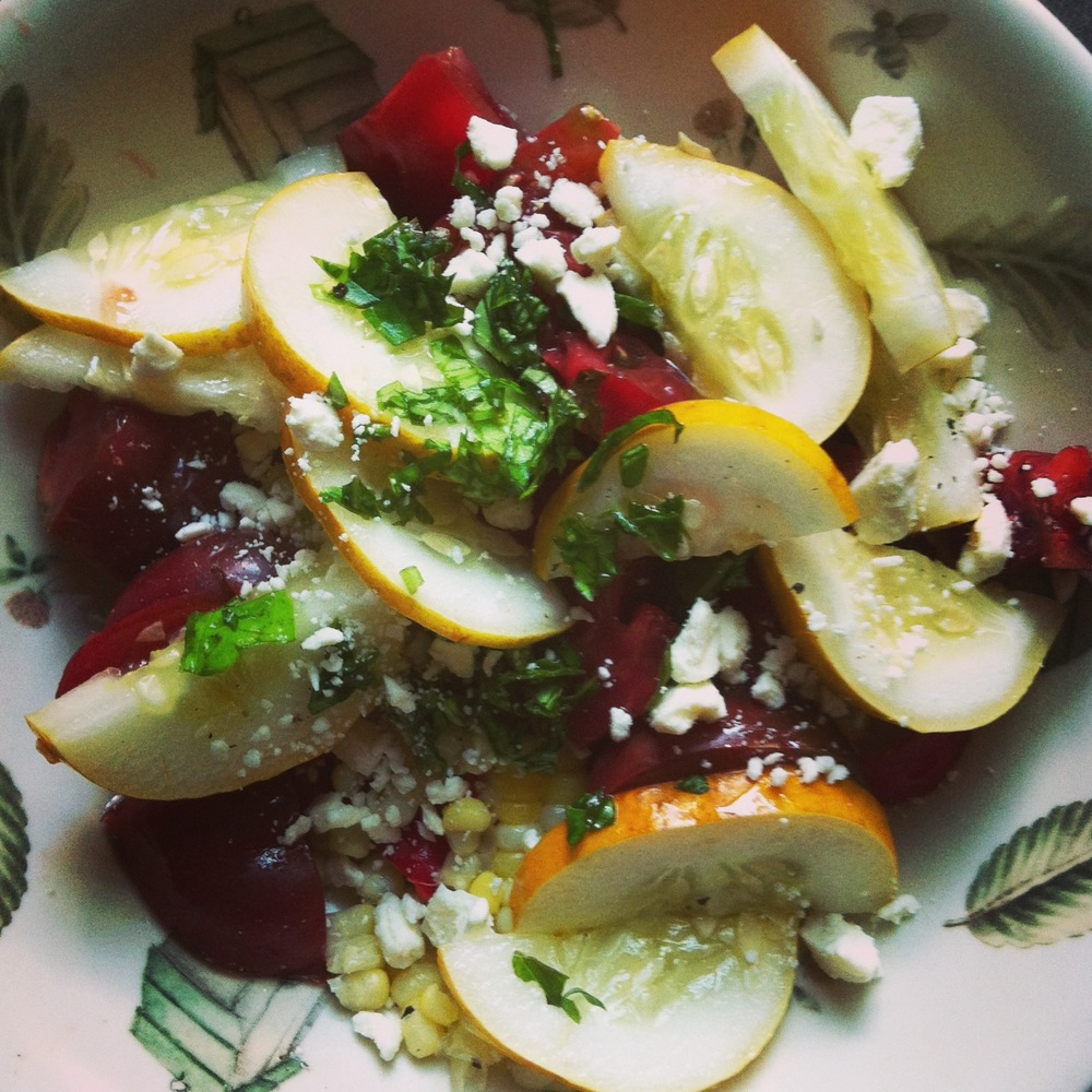 wed mkt salad