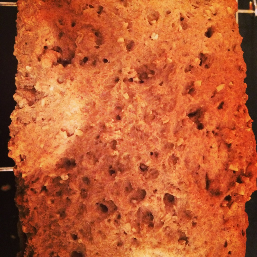 Brown soda bread--my photo